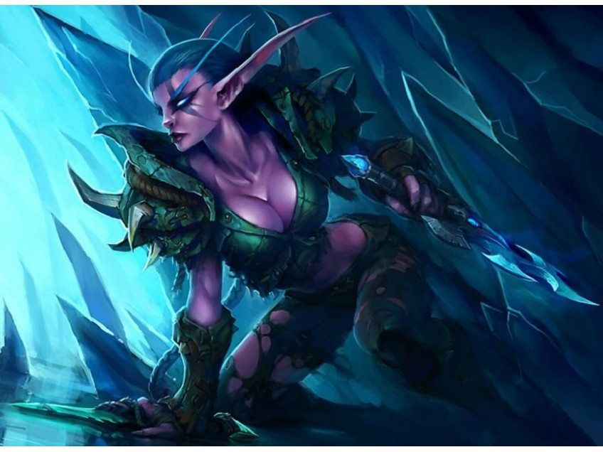 Гайд: Разбойник «Ликвидация» 9.0.1 World of Warcraft ➛ Shadowlands