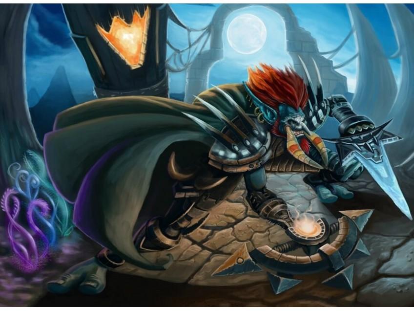 Гайд: Разбойник «Головорез» 9.0.1 World of Warcraft ➛ Shadowlands
