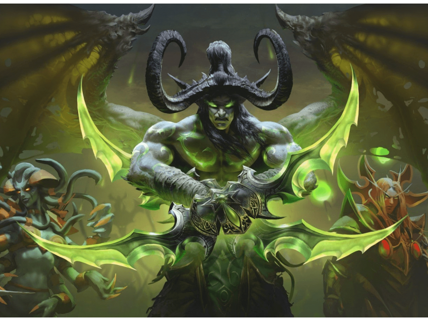 Дата выхода World of Warcraft: The Burning Crusade Classic