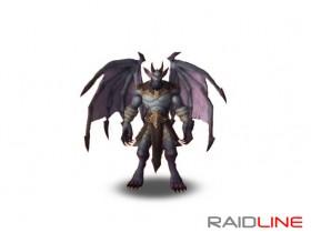 Диверсант из Каменного легиона, босс вов, Темные Земли, Шадоулендс, ШЛ, Ворлд оф Варкрафт