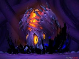 Н'зот Заразитель, Битва за Азерот, Ниалота Пробуждающийся город, БФА 8.3, World of Warcraft, лут рейд, босс, последний босс Ниалоты, героик