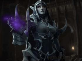 Сильвана Ветрокрылая, Святилище Господства, ВоВ, Темные Земли, World of Warcraft