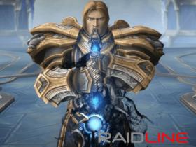 андуин ринн, человек, хуман, альянс, святилище господства, шадоулендс