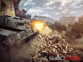 Прокачка тяжелого танка