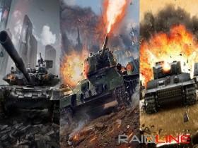 Фарм опыта на танках