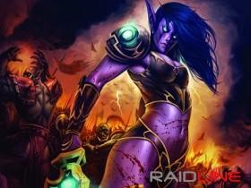 Профессиональное обучение PvP игре в World of Warcraft