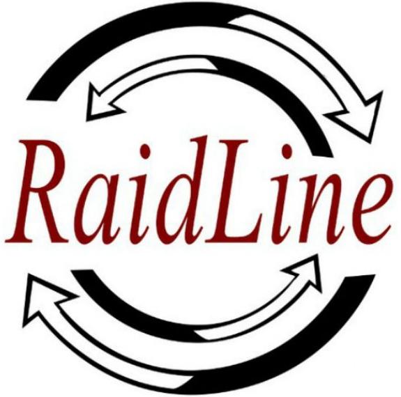 RaidLine, рейдлайн, логотип, картинка, бренд, сайт бустинг услуг в WoW